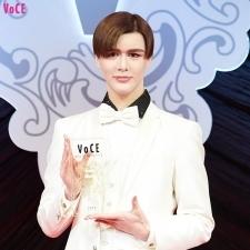 【速報!】Mattさん、VOCEが選ぶ「最もニュースな美容人」に決定!