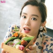 桐谷美玲【キレイミレイ】お弁当の素敵な詰め方をレッスン!