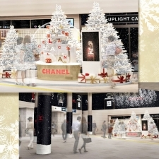 NEWS!【シャネルのクリスマス】渋谷駅東口地下広場をジャック!ファンタジックなスノードームをお見逃しなく!