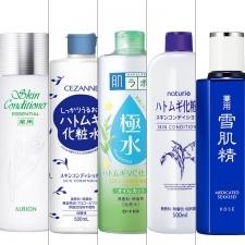 【ハトムギ化粧水・徹底比較】効果実感が高い【人気の5ブランド】をすべて解説