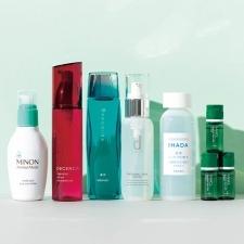 敏感肌対策&ストレスケアを叶える! 【ゆらぎ肌】のお守り【化粧水】TOP6