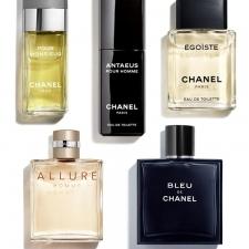 彼にシャネルの香水を贈ろう♡ シャネルのメンズフレグランス全部見せ!!