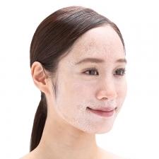 """【韓国で人気沸騰中】 日本初登場の新感覚ばりばりマスクで、つるんっと""""たまご肌""""![PR]"""