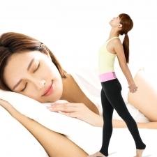 【疲労回復にはコレ!】疲れの原因を解消する朝と寝る前のストレッチ