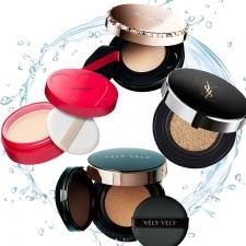 旬な肌に【クッションファンデ】 仕上がり重視・美肌効果・韓国ブランド・プチプラ、おすすめ13を発表