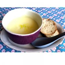 新じゃがのレモンポタージュ   簡単おしゃれな旬のひと皿