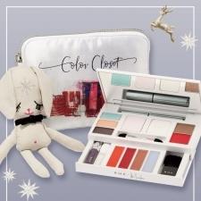 【クリスマスコフレ2019 RMK】これ一つで最旬メイクが完成! 限定マルチパレットは要チェックです。