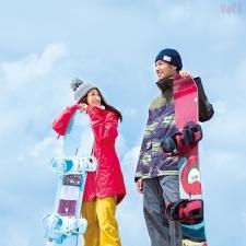 神崎恵さんが教えてくれた冬の必勝イベントメイク スノボデートは?