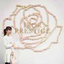 石井美保さんがレポ!【ディオール プレステージ ホワイト】の新作美容液の秘密に迫る!