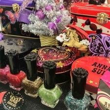 【クリスマスコフレ2019 ANNASUI】アナスイ のポップで可愛いキャンディーカラーをチェック!!