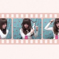 VBR・ミヤマリのヘアアレンジ動画「基本の巻き髪」