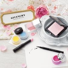 1月6日発売「ジバンシイ」の春新色はピュアなパステルが満載