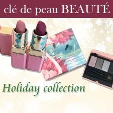 【2018年クリスマスコフレ クレ・ド・ポー ボーテ】かわいすぎるパッケージ♡の、クレポの限定コレクション