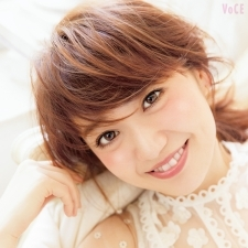 WEB限定で大公開!① 大島優子VOCEの表紙メイク♡