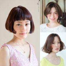 レングス別おすすめヘアスタイル♡5月のボブ編