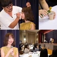 河北裕介さん・西川瑞希さんが登場! VOCE×MCTスペシャルトーク&メイクイベントを開催しました![PR]