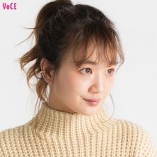 【VOCEエディターの1週間メイク着まわし】 渡辺瑛美子 DAY7「休日のリラックスデート」