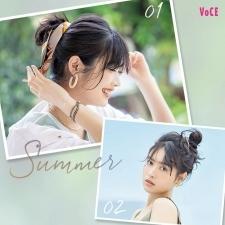 【フェス・海・夜のデート】まで! 夏のシーン別・簡単ヘアアレンジ