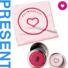 【先着でもれなく】CLCオリジナルグッズ「ロゴ缶ケース」&「ロゴハンドタオル」を計300名様にプレゼント!