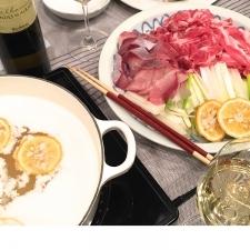 発酵旨鍋レシピ ミルキーホワイトブリしゃぶ