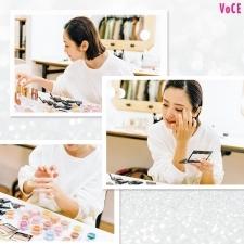 【安達祐実】が気になる春コスメBEST8をピックアップ!|SUQQU、KANEBO、NARS