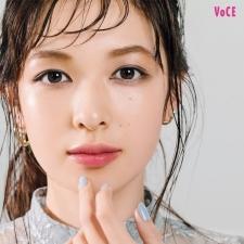 【アラサーの夏メイク】濃厚青みピンクのリップ×コンサバアイで夏の美人顔!