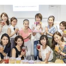 木村沙織のキレイカフェ期間限定オープン! 長井かおりさんの『スポーツしても落ちないメイク』セミナーも開催♡