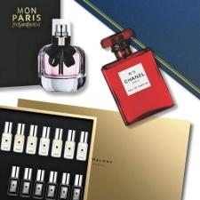 2018年|香水のクリスマスコフレ・ホリデーコレクションまとめ【ジョマロ、ミュウミュウ、シャネル・他】