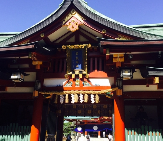 【恋愛運・仕事運がUP!?】都心にある縁結びのパワースポット、日枝神社