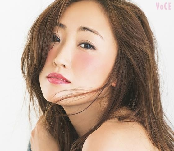 """神崎恵さんの美人見えメイク♡""""なりたい""""を手に入れる!チークはZONEで印象操作♡♡"""
