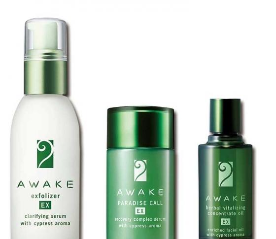 アウェイクから肌を健やかに整える3つの強力アイテム登場
