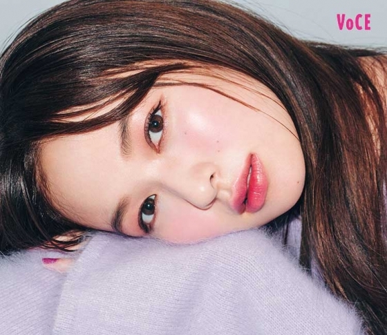 【本日発売!LUNASOLの最高に可愛い青みピンクが大活躍!】最新版「モテ顔」になる方法