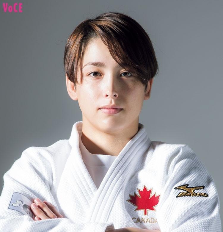 オリンピックに向けて《短期連載》【アスリート変身Beauty】女子柔道・出口クリスタの変身メイク