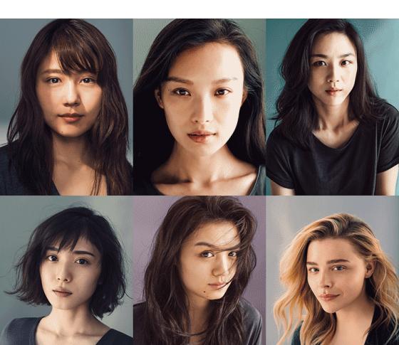 SK-Ⅱと6人のセレブリティが華麗な競演!大胆にも美しい「#すっぴん素肌プロジェクト」[PR]