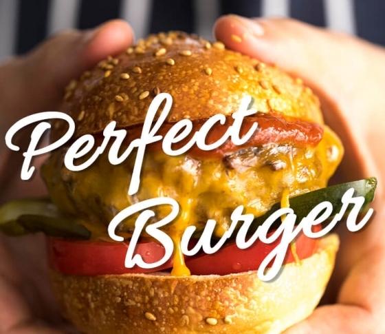 肉汁じゅわっ、チーズとろっ、すっきりケチャップの2000円超えグルメバーガーが家で作れる!