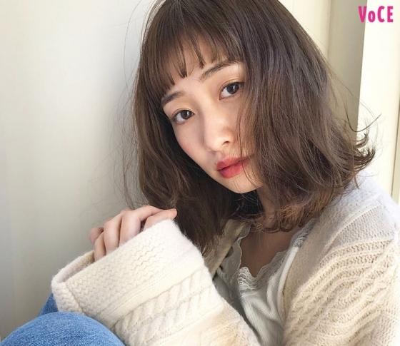 エアリーな毛束が色っぽ♡ #アンニュイほつれヘア【最旬ヘアスタイルベスト5】
