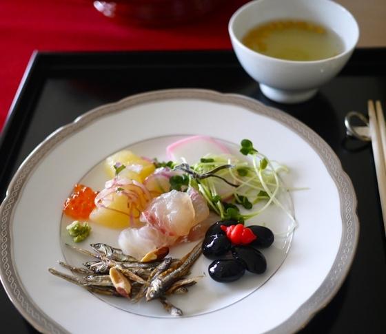 あけまして、柚子かまぼこパスタ|おせちの残りでサッと一皿