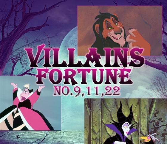 【NO.9、11、22】あなたの本性は、自己顕示欲が強いマレフィセント?『Disney ヴィランズ占い』