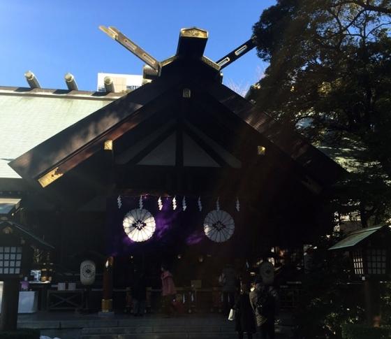 恋愛神社と名高い東京大神宮で運気アップを