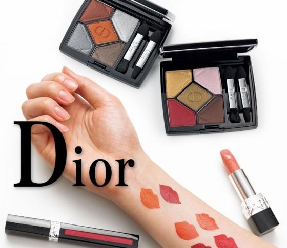 【本日発売! Diorの秋新色】ツヤとマットの絶妙な組み合わせが話題!【スウォッチつき】