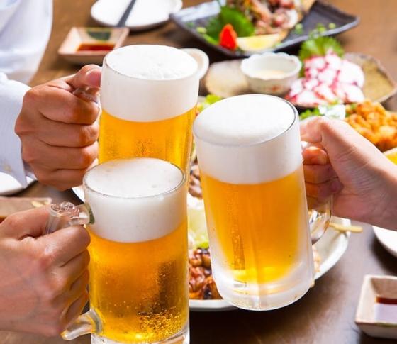 """「とりあえずビール!」で""""太らない""""&""""酔わない""""ためのコツ"""