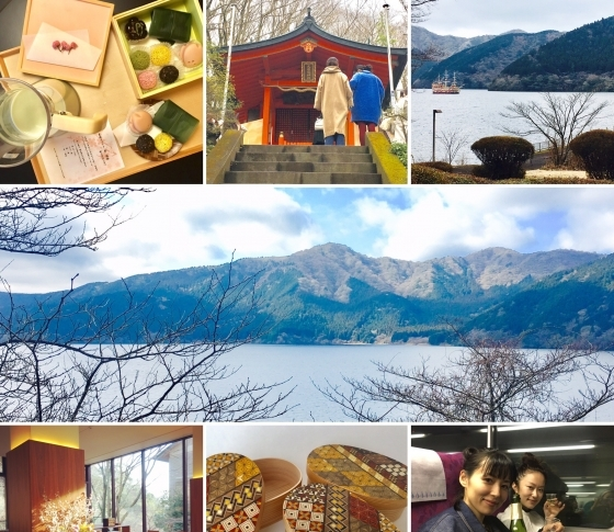 1泊2日温泉女子旅♡ 「星野リゾート 界 箱根」春のおすすめプラン完全ガイド!