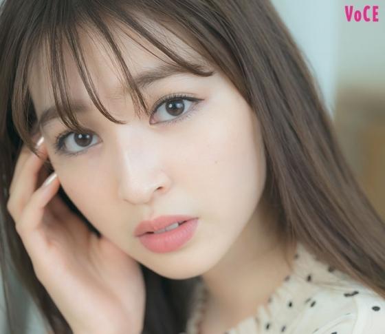 人気ビューティモデル【上西星来】、アイドルもこなす彼女のセルフメイク術を取材!
