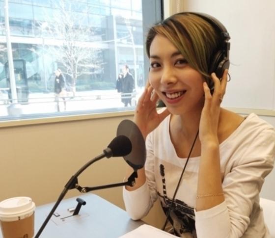 シンガーソングライター・LOVEの美に効く音楽  選曲テーマ「ヤセ活」