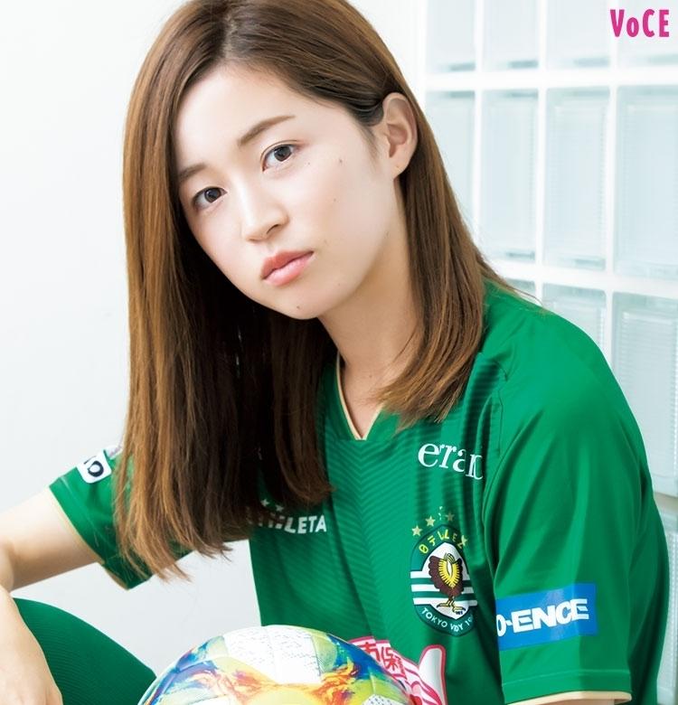《短期連載》オリンピックに向けて【アスリート変身Beauty vol1】女子サッカー/清水梨紗!