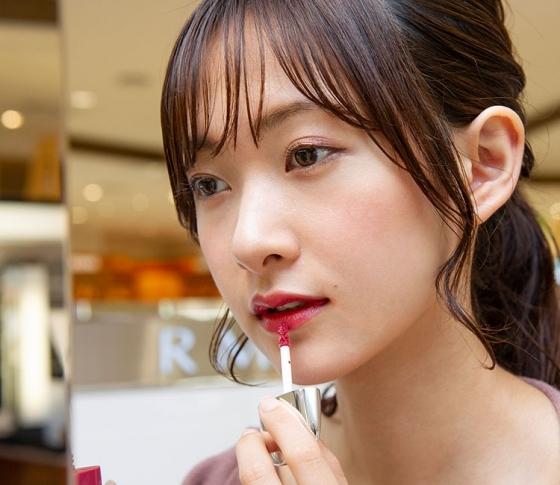 トレンドが丸ごと揃う! 大丸東京店のコスメフロアをあわつまいがご案内♡[PR]