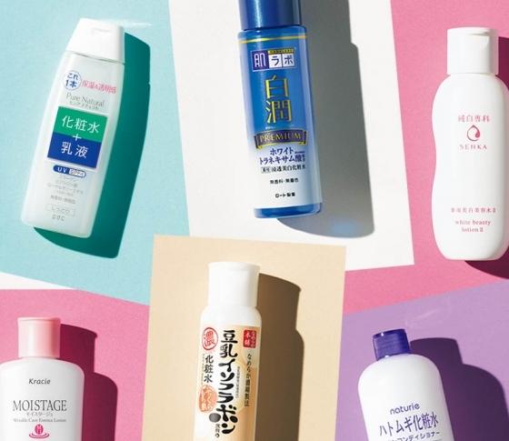 ALL¥900以下の【超コスパ】化粧水BEST6