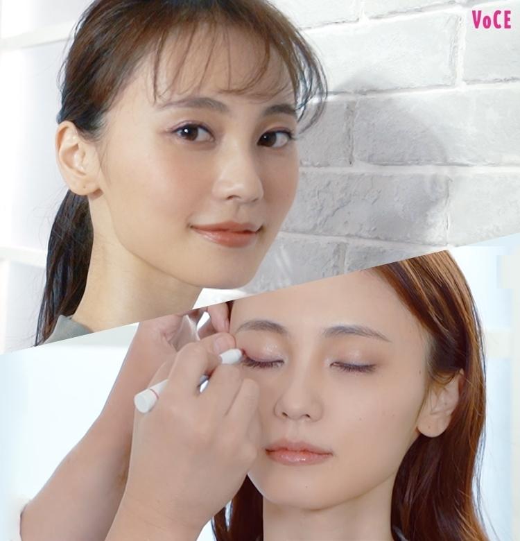 【人気ヘアメイク直伝】腫れぼったく見えない!ピンクメイクのテクニック!