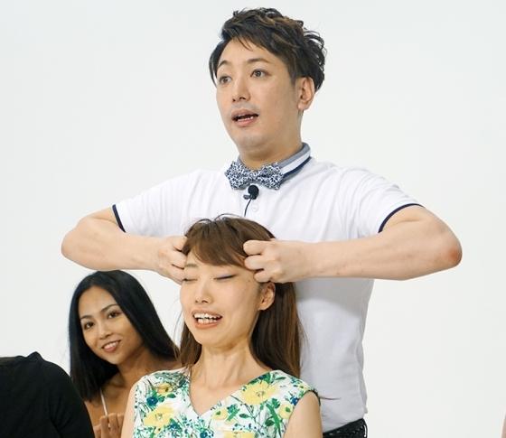 【整形級!?頭皮マッサージ】くすみ解消・小顔・クマ消しのテクニックとは?