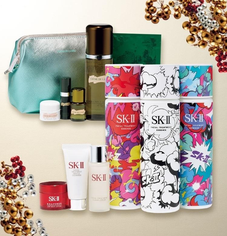 【クリスマスコフレ2019】高級スキンケアがこの価格で!?|シスレー、SK-II etc.